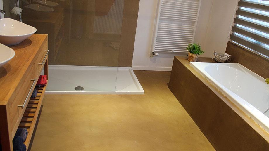 Nos r alisations metissart for Entretien salle de bain