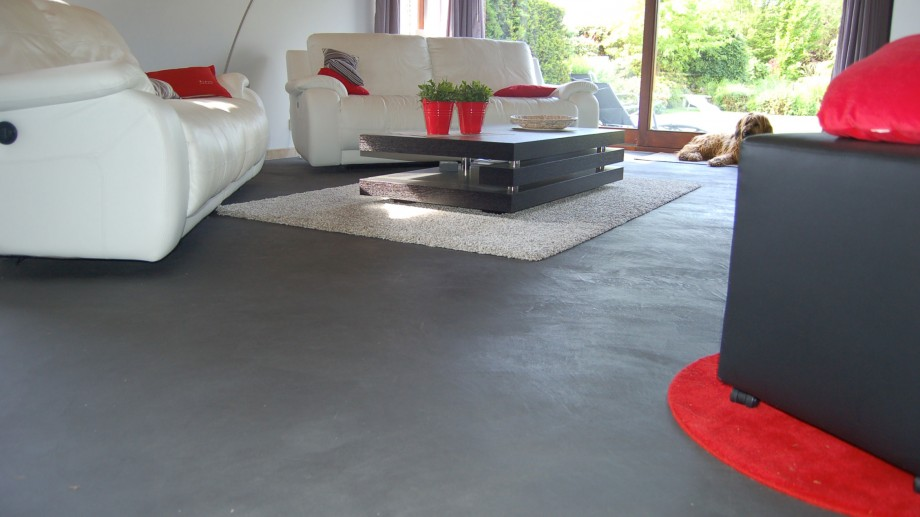 Carrelage design pose de carrelage sur carrelage for Colle pour carrelage sur carrelage existant